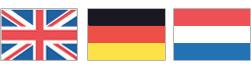 Traductions écrites ou sur CD enregistré de la visite en anglais, allemand, néerlandais.